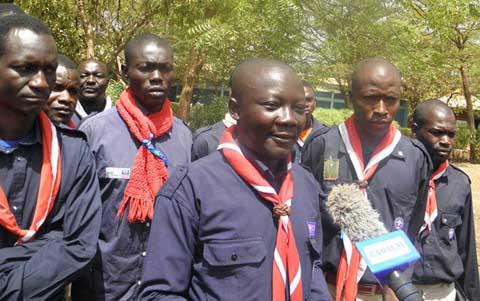 Mouvement de jeunesse: Le scoutisme burkinabè veut redorer son blason