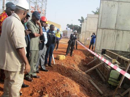 Production d'électricité: Un retard «inexplicable» dans le projet d'extension de la Centrale électrique Bobo II