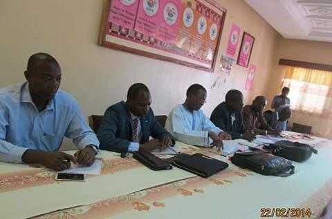 Politique: le MPP s'installe dans le Boulgou