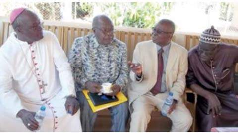 Médiation des «sages»: La dernière cartouche de Blaise Compaoré