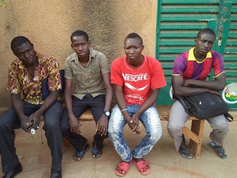 COMOE: Des élèves débrayent pour soutenir leurs camarades de Niangoloko.