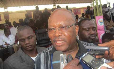 Meeting MPP à Bobo: Des images comme si vous étiez