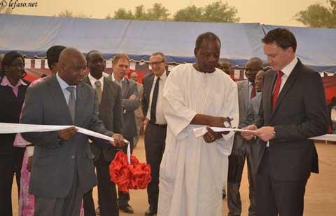 TOTAL: La première pétrolière du Burkina change son look