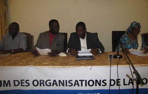 Présidentielle 2015: A 21 mois du jour J, des OSC en ordre de bataille pour l'instauration d'une «grande civilité politique»