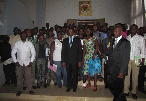Assemblée nationale: Le contrôle de l'action gouvernementale au centre d'une séance d'information au profit de journalistes