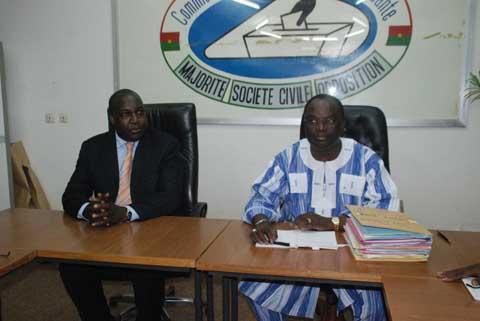 Présidentielle de 2015: L'opposition politique s'inquiète de la lenteur dans les préparatifs