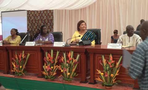 Rencontre des femmes avec le Chef de l'Etat à Banfora: Les préparatifs vont bon train