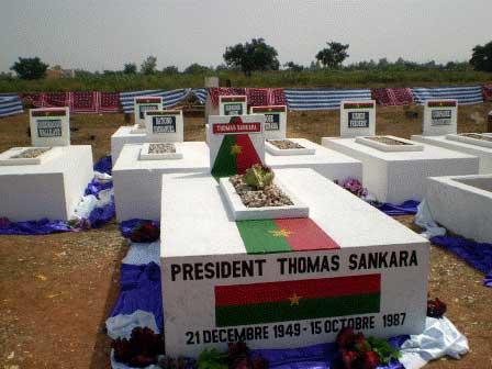 Procès sur l'identification de la tombe de Thomas Sankara: Le délibéré à nouveau reporté au 2 avril
