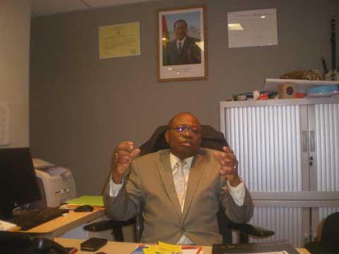 Ousmane Nacambo, consul général du Burkina à Paris: «…Avoir plus d'attention pour la communauté burkinabè et en même temps décharger l'ambassade de certains services»