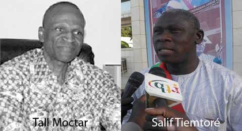 Politique: Moctar Tall, l'ex-DG de l'ENAM  quitte le CDP pour le MPP