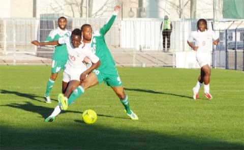 CAN: Comores contre Burkina Faso le samedi 13 juin
