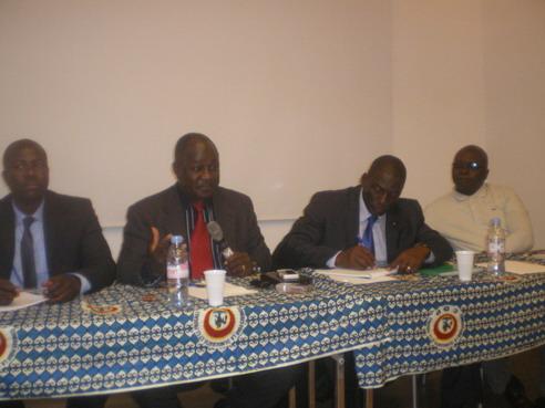Médiation interne: Pour Salif Sawadogo, il n'y aura pas de mandat de Blaise Compaoré