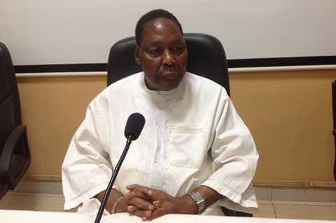 Général Tiémoko Marc Garango: ''Nous voulons former des politiciens nouveaux modèles''