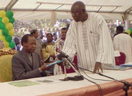 Salif Diallo, qui était «derrière tout alors qu'il voudrait être devant», est aujourd'hui un prince en rupture de «royaume» (1/3)