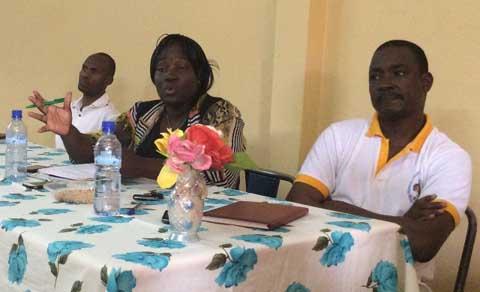 Santé de la reproduction en milieu universitaire: L'ONIDS sensibilise  à la cité des filles de Larlé