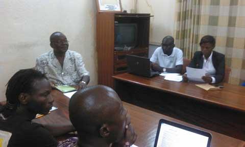 Situation nationale: La société civile s'organise pour ne pas être mis «KO»
