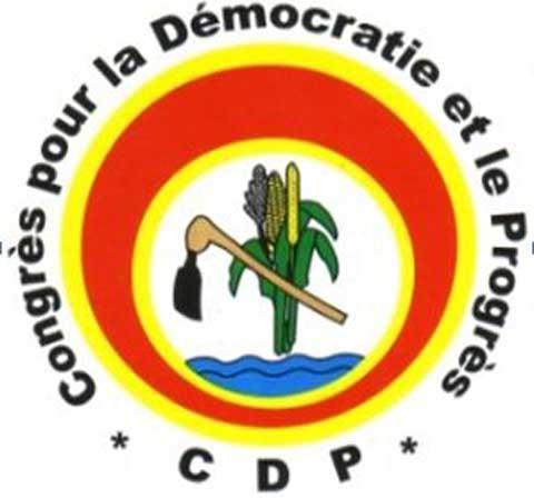 Politique: Déclaration d'appartenance du CDP à la majorité