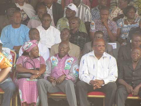 Meeting du MPP à Ouahigouya: Une véritable démonstration de force