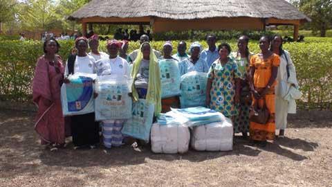 Centre national de recherche et de formation sur le paludisme: La semaine du 8 mars  sous le signe de la prévention et de la lutte