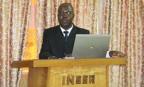 Thèse de Parasitologie médicale à l'INSSA: «Mention très honorable» pour le Dr Da Dari Yannick