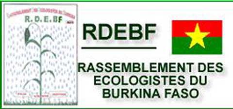 Situation politique nationale: Démission de la Coordination régionale du Rassemblement  des Ecologistes du Burkina Faso