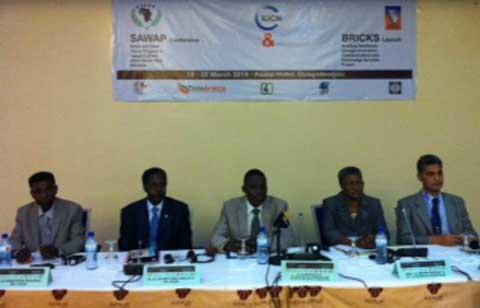 Gestion des terres et  sécurité alimentaire en Afrique: La grande muraille verte se renforce à Ouaga
