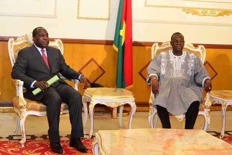 Présidentielle 2015: Zéphirin Diabré parle du retard du calendrier électoral avec le Premier ministre