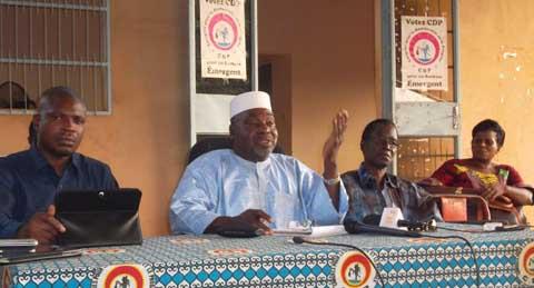 Evènements de Dandé: Le CDP Houet réfute les accusations
