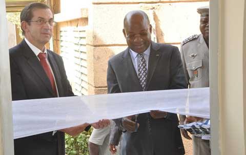 Police des frontières: Les locaux du Bureau de la lutte contre la fraude documentaire inaugurés