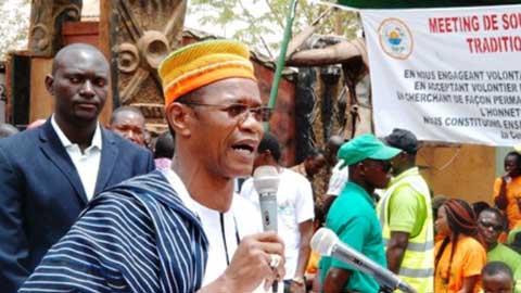 Politique: le MPP à la conquête des chefs coutumiers, la jeunesse s'engage à payer la caution de son candidat