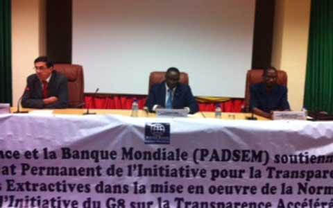 Transparence dans les industries  extractives: Le Burkina veut renforcer ses acquis