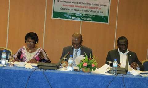 Santé de la reproduction: Le comité exécutif de l'IPPF/Afrique loue les efforts du Burkina