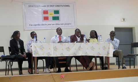 Professeur Abdoulaye Soma: «Le Chef de l'Etat burkinabè est comme une divinité…la Constitution lui donne trop de pouvoir»