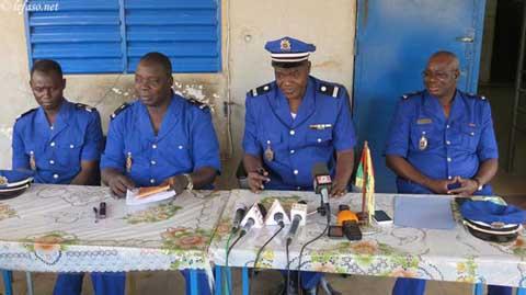 Microfinance: La gendarmerie révèle un cas d'escroquerie