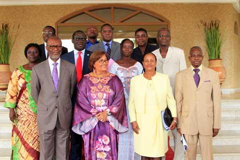 Les mérites de Chantal Compaoré reconnus par la Fédération internationale pour la planification familiale