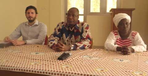OCADES Caritas Burkina: Bilan à mi-parcours du projet contre la malnutrition