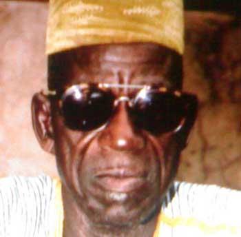 Décès de BADO Dagny Badoua (1927-2014), chef de terre de Sandié (commune de Réo): Faire-part et remerciements