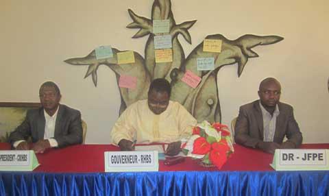 Bobo: Des jeunes leaders formés en dialogue politique