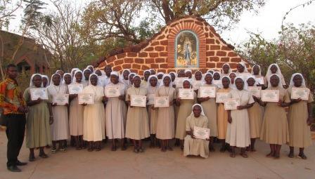 Religion: des sœurs apprennent à parler en public