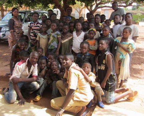 SNC 2014: Les enfants sourds de l'IJSF ont parlé