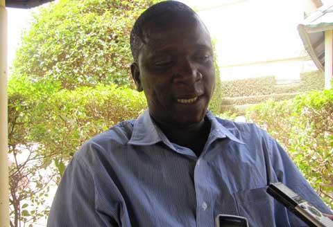 Mathieu Sawadogo, président des ressortissants burkinabè à Washington: «Que l'on évite de tester la colère des gens»