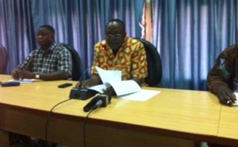 Occupation anarchique du domaine public à Ouaga:  Les vendeurs de véhicules interpellés