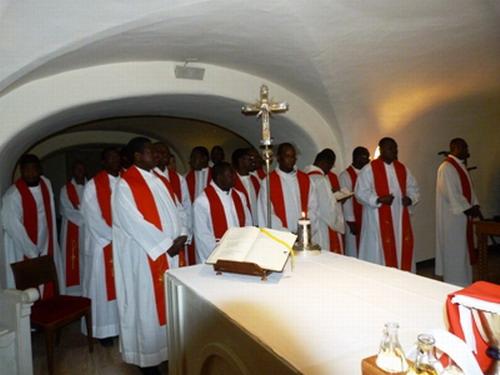 Pourquoi donner de l'argent pour la célébration de la messe?