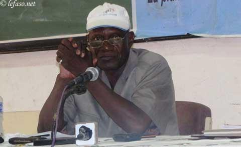 Situation politique nationale: Laurent Bado favorable à une 5e République