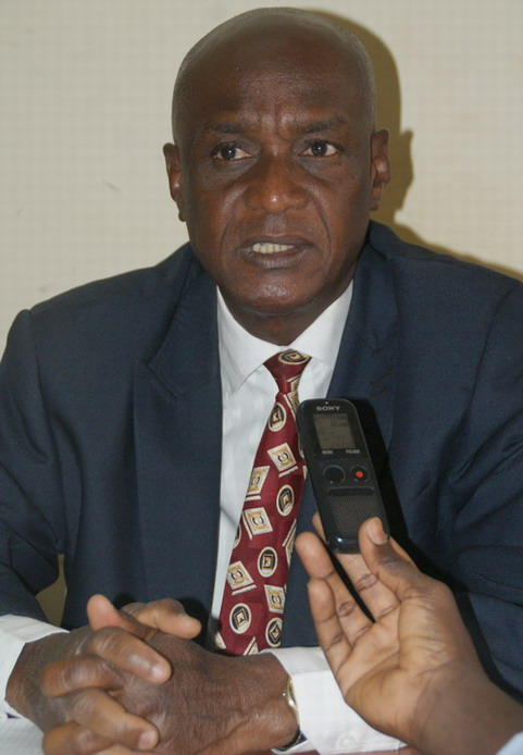 Louis Armand Mihyemba Ouali, député UPC à propos de la situation nationale:  «La menace la plus importante pour l'UPC c'est le MPP»