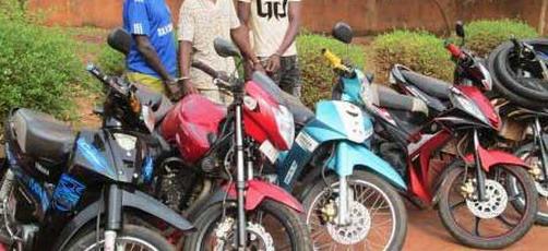 Police nationale: Avis aux victimes de vols d'engins à deux roues