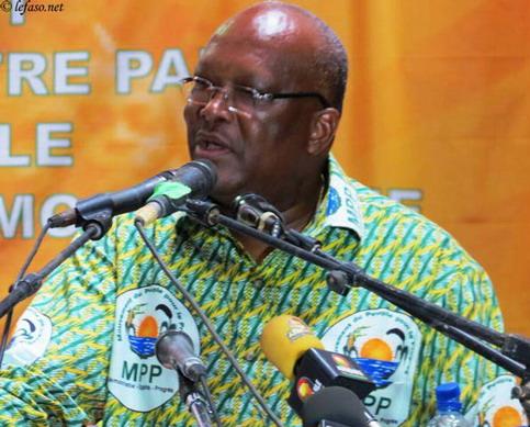 Premier congrès du MPP: Se donner les moyens  pour écrire une nouvelle page de l'histoire du Burkina