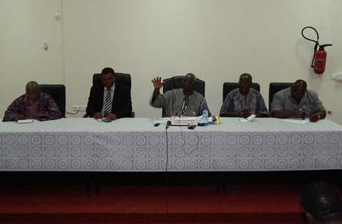 Mission gouvernementale à Zorgho et Ziniaré: ''Une journée pleine de satisfaction et d'interpellations'', dixit Jérémie Ouédraogo