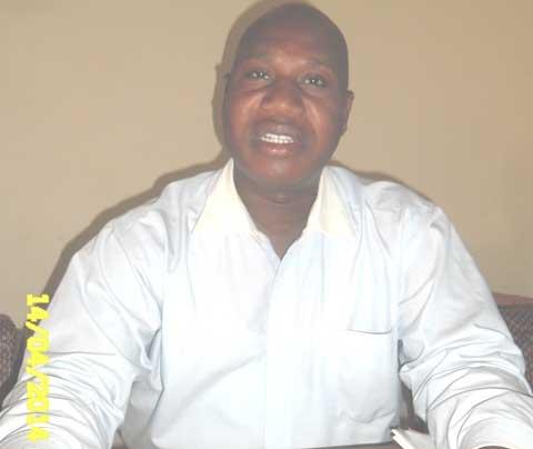 Moussa Zerbo, correspondant provincial de l'UPC dans le Houet: «Chantal Compaoré n'est pas une personnalité politique…»