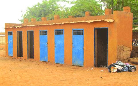 Toilettes publiques à Ouagadougou: Quand «aller au petit coin» devient un grand problème